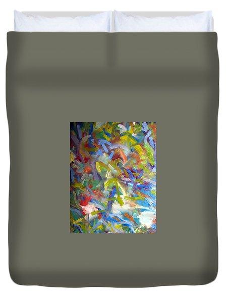 Untitled #1 Duvet Cover by Steven Miller