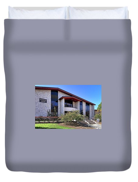Upj Student Union Duvet Cover
