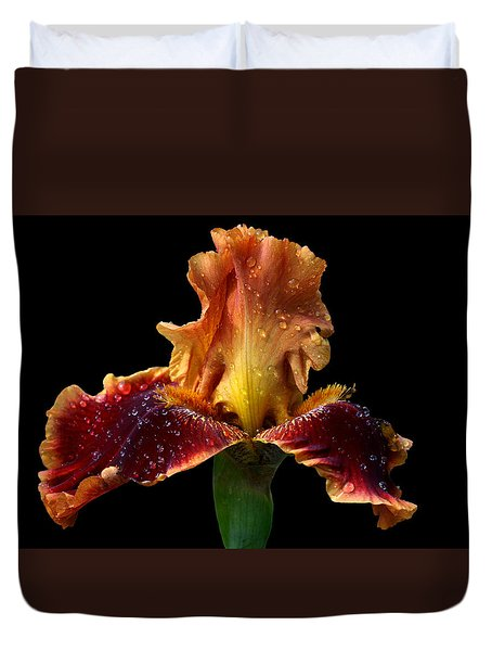 Uplifting Duvet Cover by Doug Norkum
