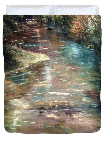 Upstream Duvet Cover