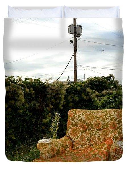 Urban Living Duvet Cover