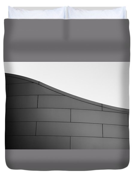 Urban Wave - Abstract Duvet Cover
