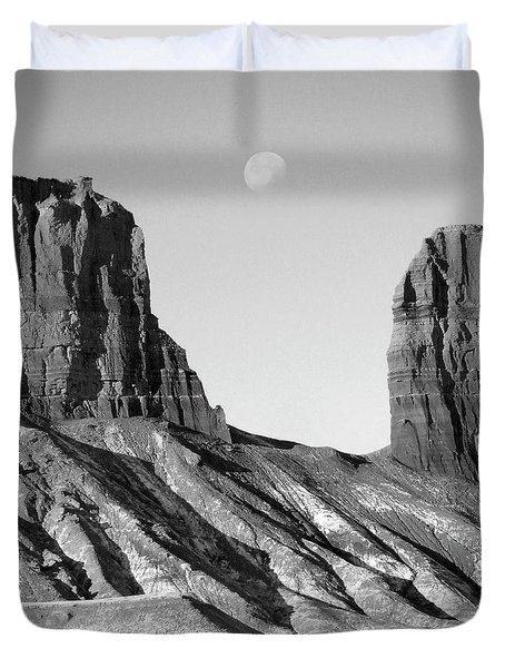 Utah Outback 21 Duvet Cover by Mike McGlothlen
