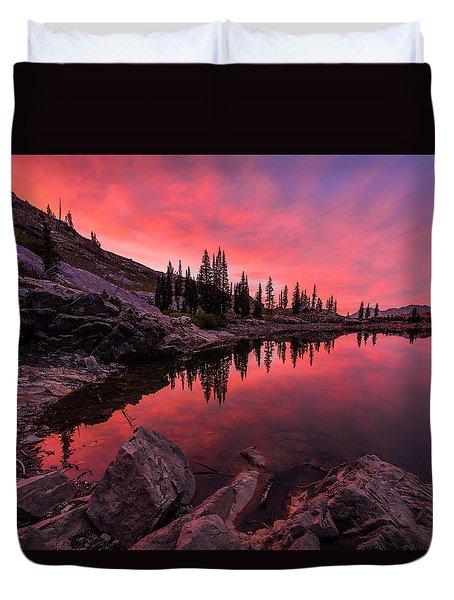 Utah's Cecret Duvet Cover