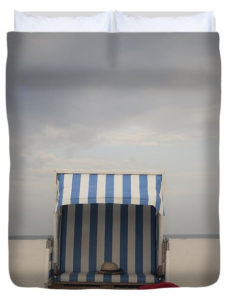 Vacation Duvet Cover