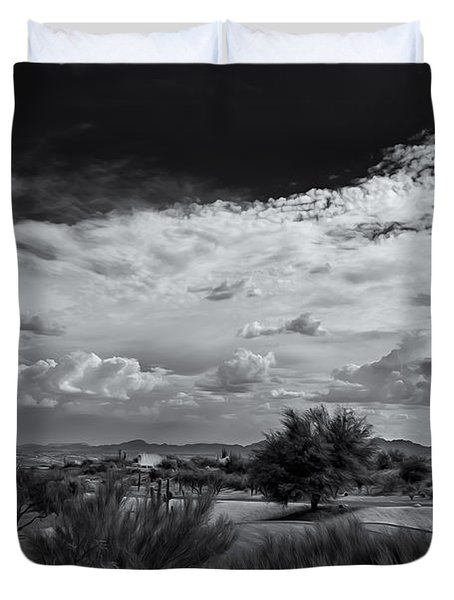Valley Daydream Duvet Cover