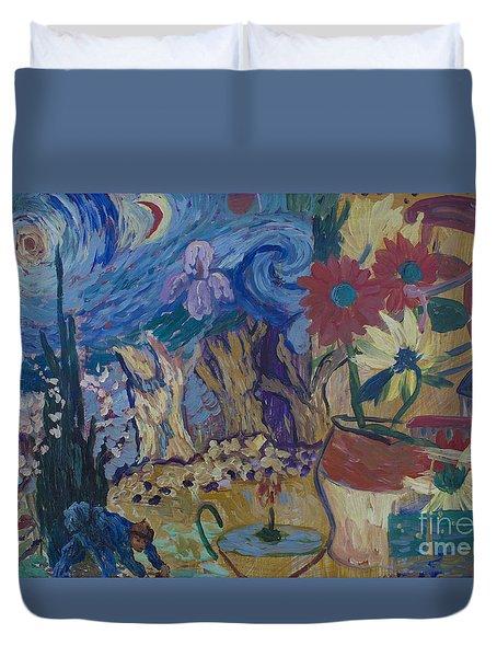 Van Gogh Spirit Duvet Cover