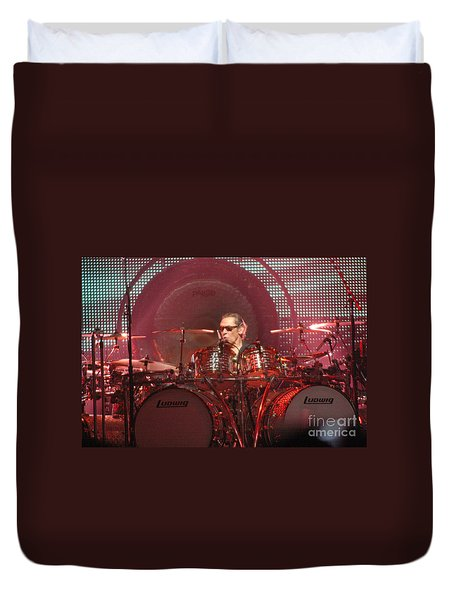 Van Halen-7273-1 Duvet Cover by Gary Gingrich Galleries