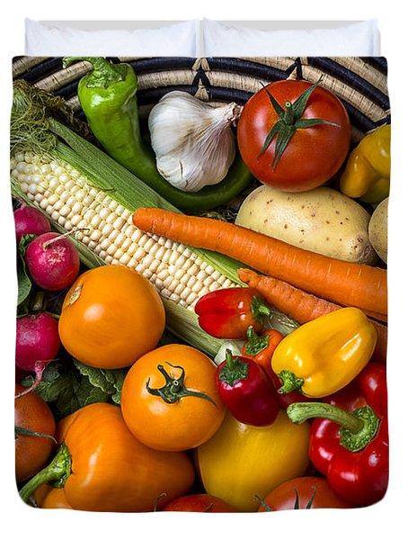 Vegetable Basket    Duvet Cover