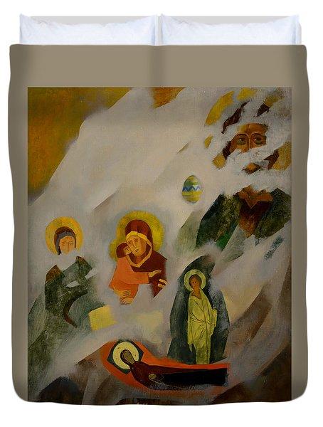 Veiled Duvet Cover by Jukka Nopsanen