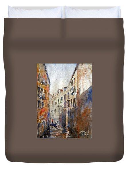 Venice Travelling Duvet Cover