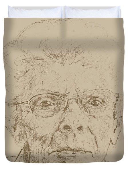 Vera Duvet Cover by PainterArtist FIN