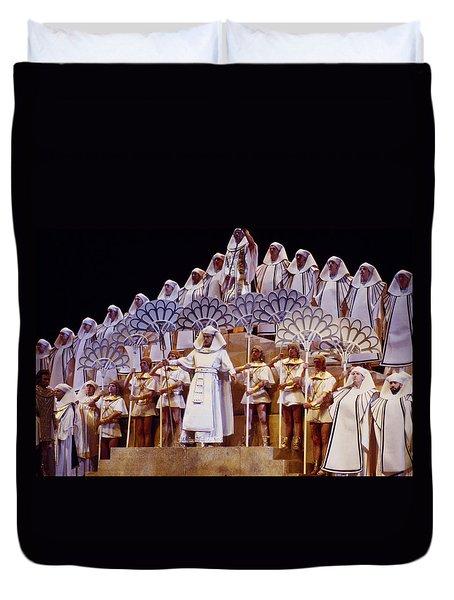 Verdi Aida Duvet Cover