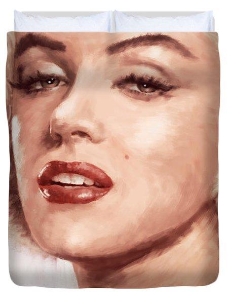 Very Beautiful Duvet Cover by Atiketta Sangasaeng