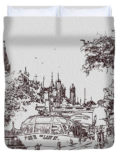 Victoria Art 013 Duvet Cover by Catf