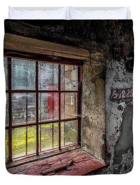 Victorian Decay Duvet Cover