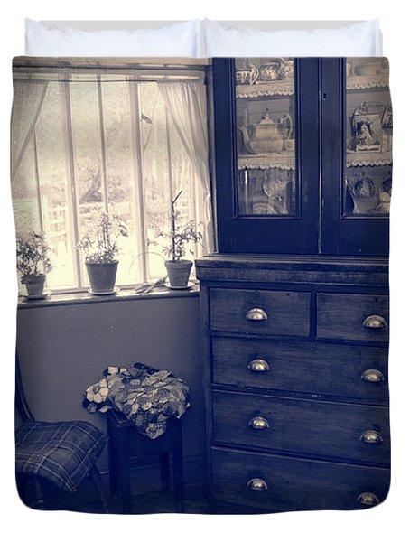 Victorian Room Duvet Cover