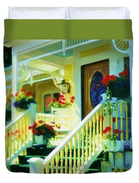 Victorian Sunshine Duvet Cover
