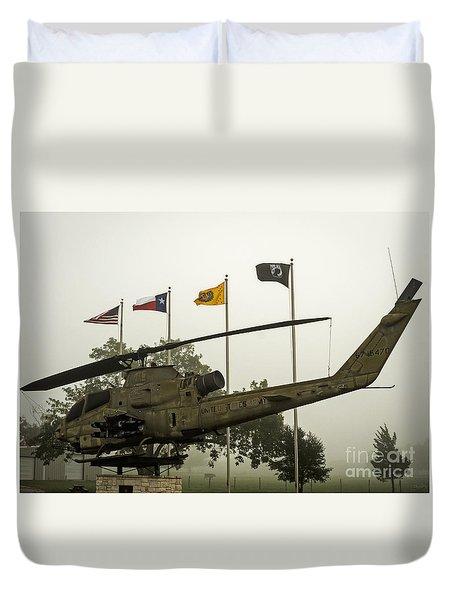 Vietnam War Memorial Duvet Cover