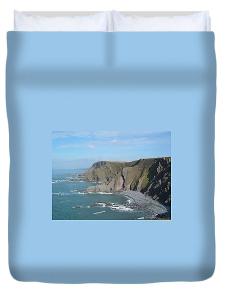 Higher Sharpnose Point Duvet Cover