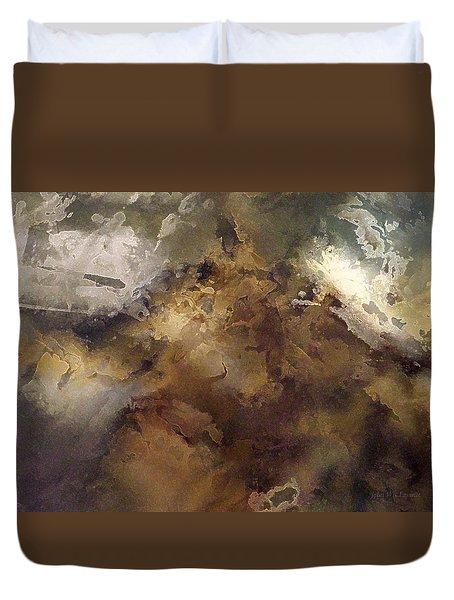 Viii - Dwarven Duvet Cover
