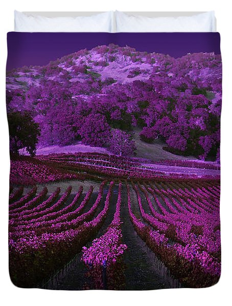 Vineyard 41 Duvet Cover