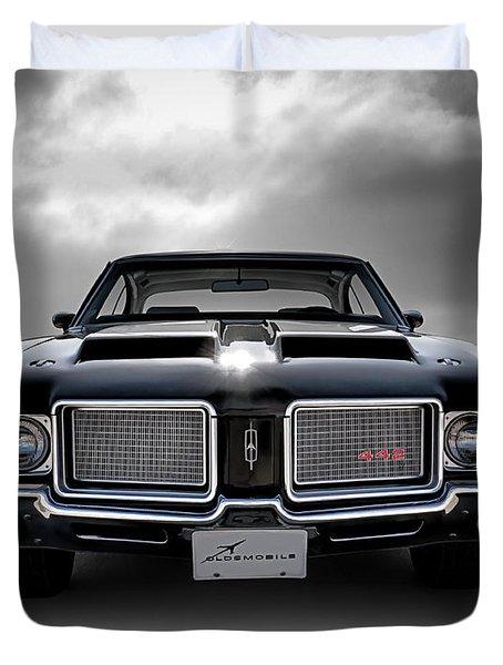Vintage 442 Duvet Cover by Douglas Pittman
