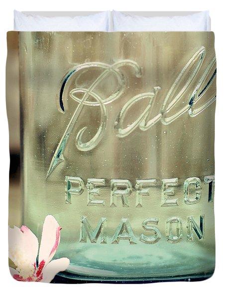 Vintage Ball Perfect Mason Duvet Cover