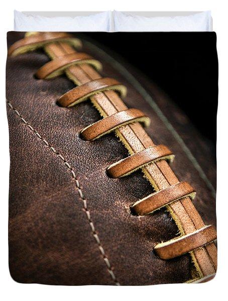 Vintage Football Duvet Cover