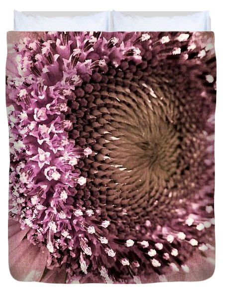 Vintage Sunflower  Duvet Cover