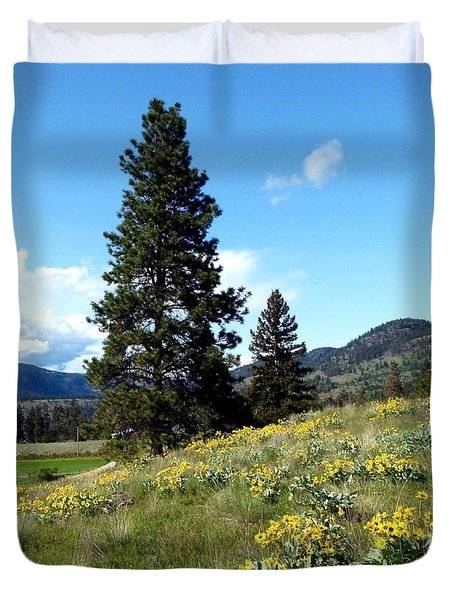Vista 23 Duvet Cover