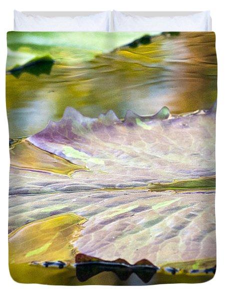 Vitality Duvet Cover