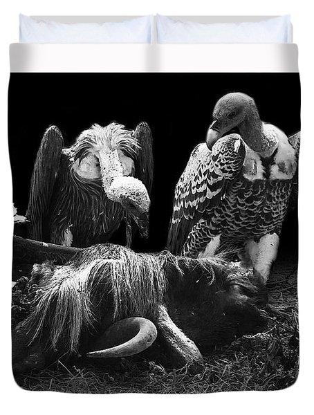 Vulture Duvet Cover