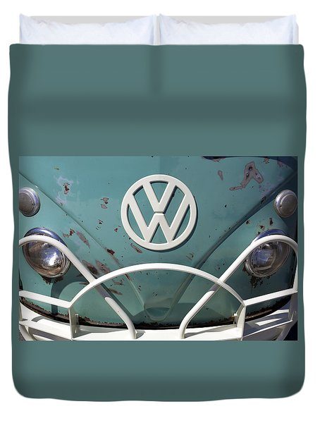 Vw Oldie But Goodie Duvet Cover