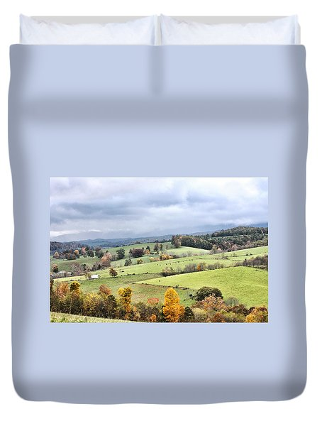 Waddletown Road Duvet Cover