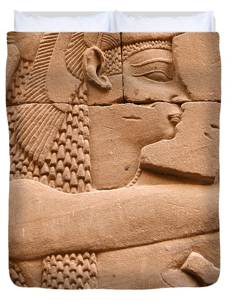 Wadjet Duvet Cover by Stephen & Donna O'Meara