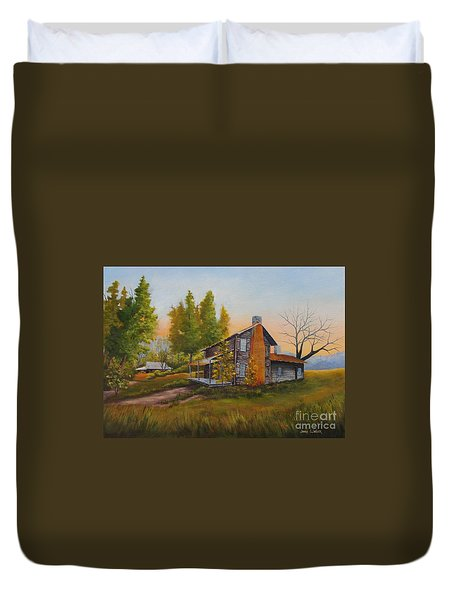 Walker Homeplace #3 Duvet Cover