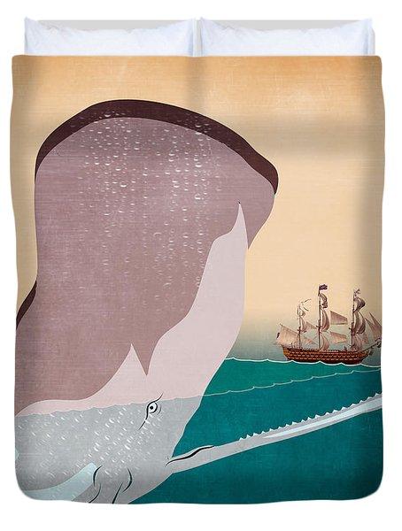 Wall 6 Duvet Cover by Mark Ashkenazi