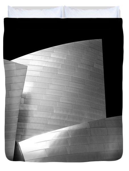 Walt Disney Concert Hall 1 Duvet Cover