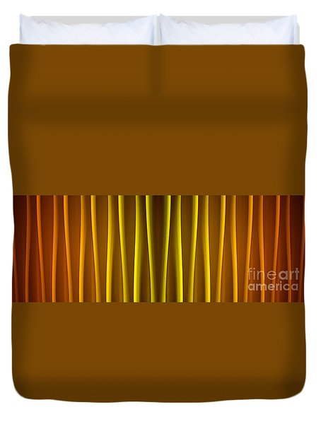 Warm Curtain Duvet Cover