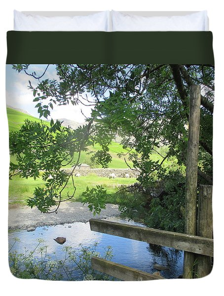 Wasdale Head Stile Duvet Cover