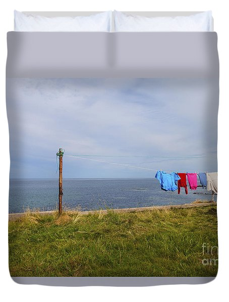 Washing Day Duvet Cover