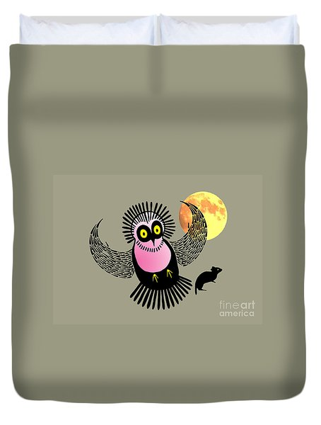 Wasis First Hunt Duvet Cover