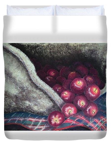 Wassail Duvet Cover