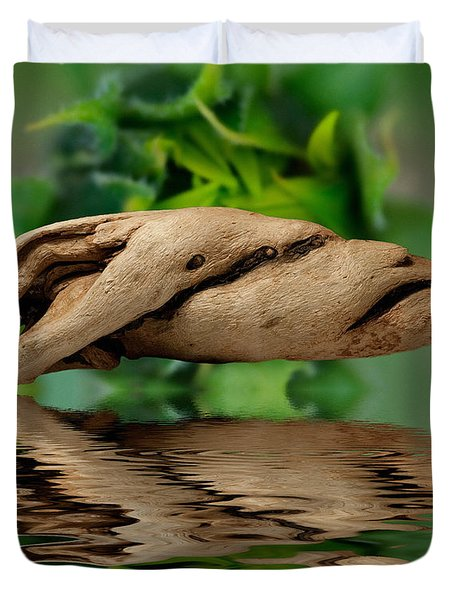 Water Balance Duvet Cover by WB Johnston