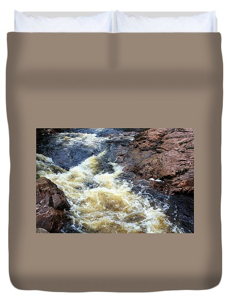 Water Duvet Cover by Jason Lees