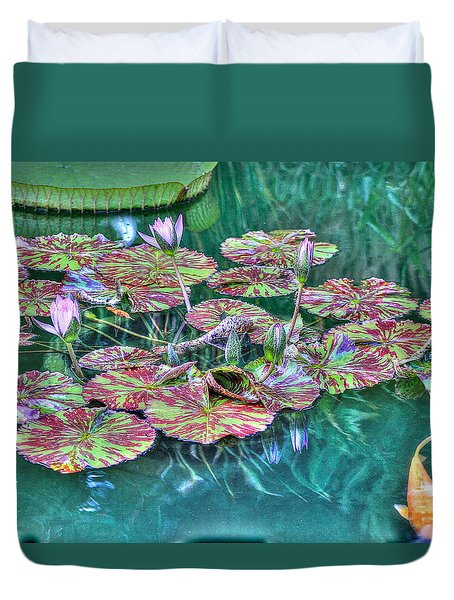 Flower 12 Duvet Cover