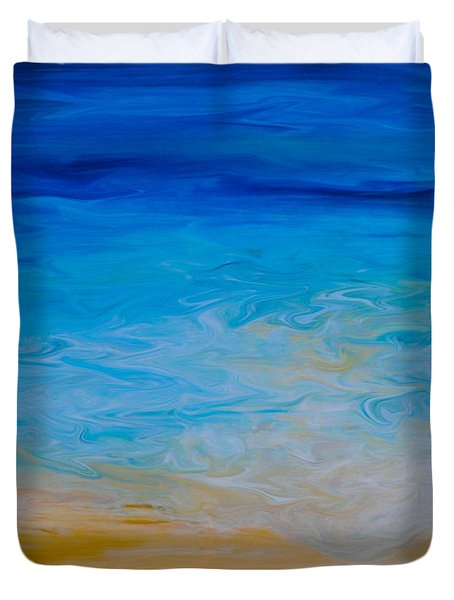Water Vision Duvet Cover