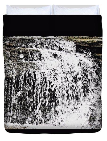 Waterfall 4 Duvet Cover