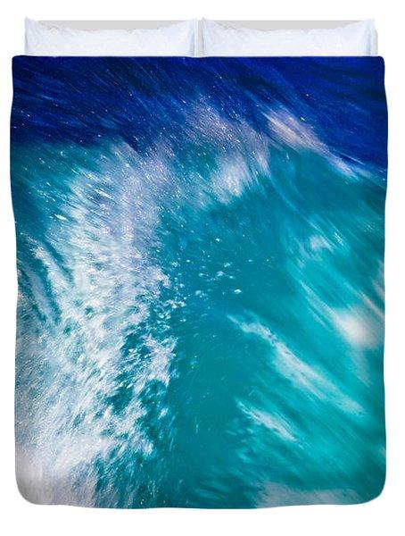 Wave 01 Duvet Cover